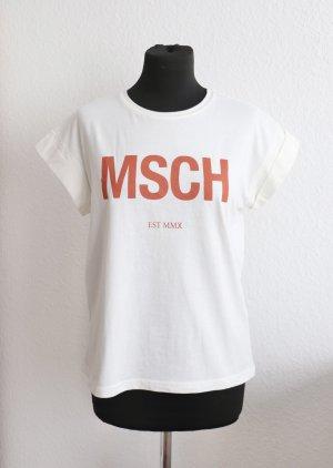 Neuwertiges Shirt T-Shirt von Moss Copenhagen MSCH Größe XS S M