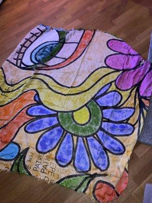 Patrizia Pepe Silk Cloth multicolored modal fibre