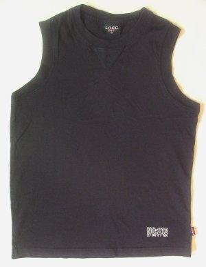Neuwertiges, tolles Shirt, Top, Muskelshirt von H &M LOGG Sport, Größe Medium, DE 36/38