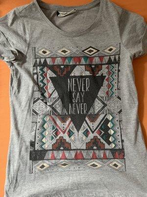 Clockhouse Basic Shirt light grey