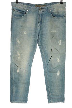 Neverbehind 7/8 Jeans blau Casual-Look