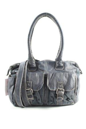 new bags Handtasche blau Casual-Look