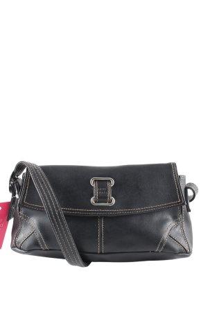 new bags Henkeltasche schwarz Casual-Look