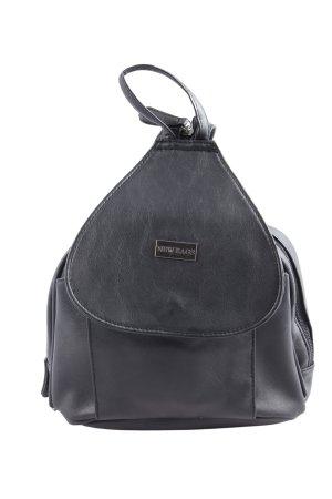 new bags Satchel schwarz Casual-Look