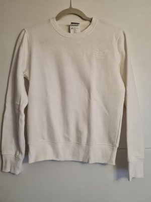 New Balance Sweat Shirt white