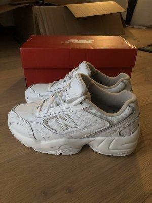 New Balance 452 weiß chunky sneaker Gr. 37,5 Neu