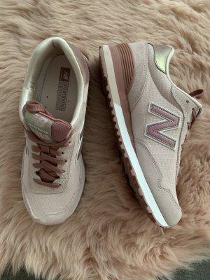 New Balance Sneaker alta rosa pallido-rosa