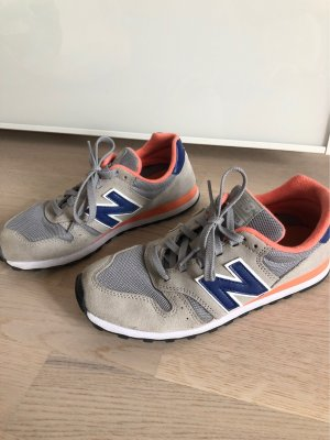 New Balance grau/orange