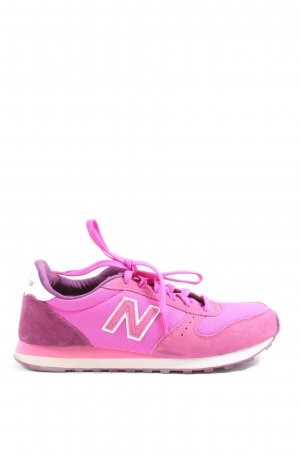 New Balance Schnürsneaker pink-lila Casual-Look