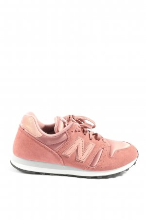 New Balance Schnürsneaker pink Casual-Look