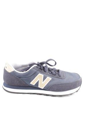 New Balance Schnürsneaker blau sportlicher Stil