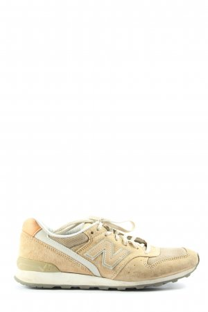 New Balance Schnürsneaker creme Casual-Look