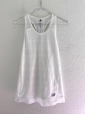 New Balance Sports Shirt white