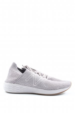 New Balance Chaussure skate gris clair style athlétique