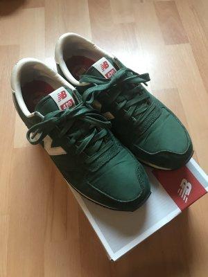 New Balance Sneaker 420 grün Gr. 40