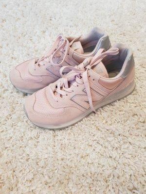 New Balance Sneaker 574 rosa