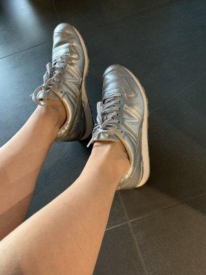 New Balance Sneaker Damen Silber Gr.37,5