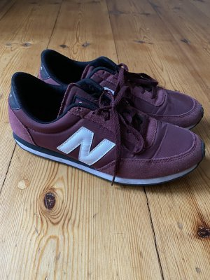New Balance Sneaker U410 in Bordeaux, Gr.40,5