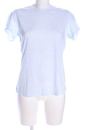 New Balance T-Shirt blue flecked casual look