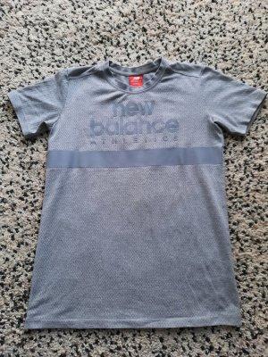 New Balance T-Shirt grau Gr.XS/S wie Neu!