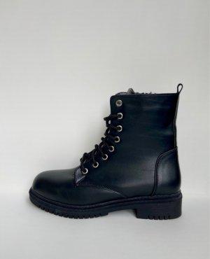 Vendoni Combat Boots black
