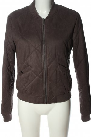 new collection Bomber Jacket brown casual look