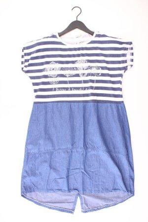 new collection Robe en jean bleu-bleu fluo-bleu foncé-bleu azur