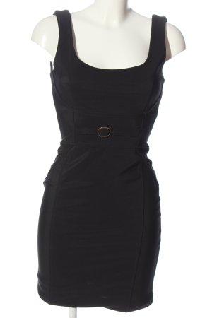 new collection Minikleid schwarz Casual-Look