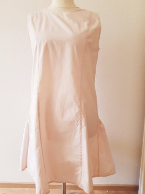 new collection Fringed Dress cream-nude