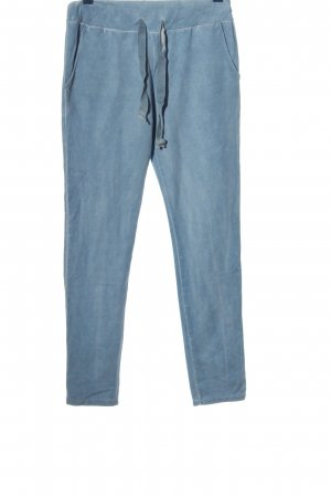 new collection Stoffhose blau Casual-Look