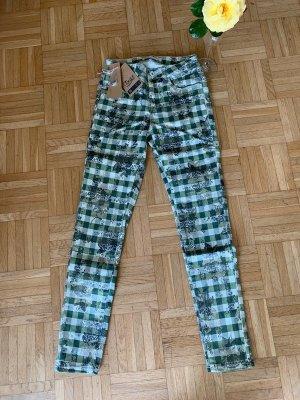Toxik3 Pantalón elástico multicolor Algodón