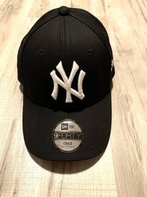 New Era Berretto da baseball nero-bianco