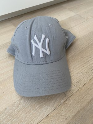 New Era Baseball Cap light grey