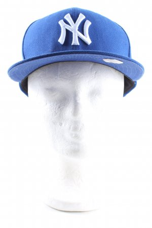 New Era Baseball Cap blue-white casual look