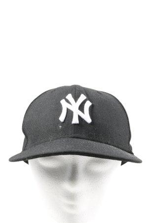 New Era Berretto da baseball nero stile casual