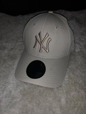 New Era Berretto da baseball crema-bianco sporco