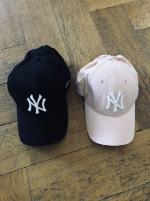 New Era Baseball Cap black-pink