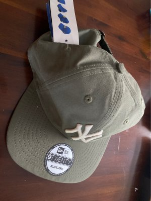 New Era Berretto da baseball verde scuro