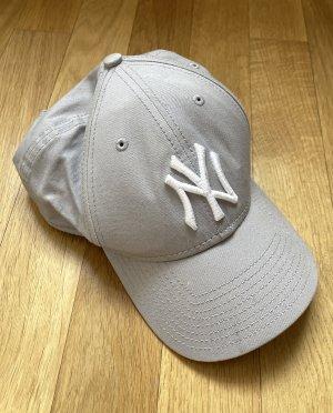 New Era Baseball Cap light grey-grey