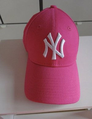 New Era Berretto da baseball magenta