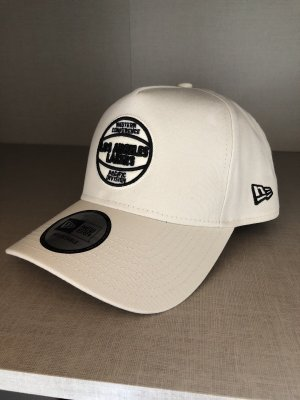 New Era Baseball Cap cream-natural white