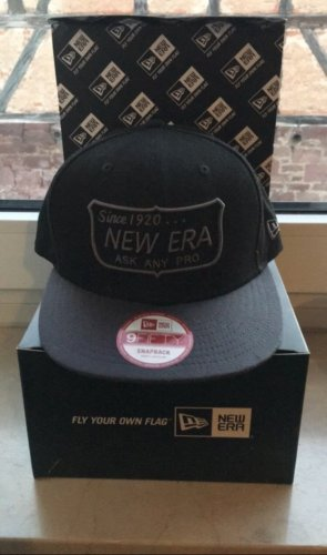 New Era Coppola nero