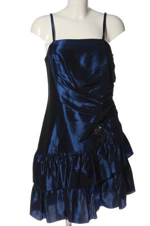 New Fast Cocktailkleid blau Elegant