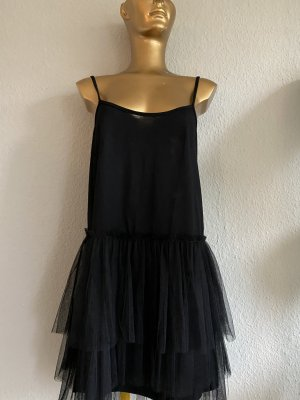 New IN! Mini-Kleid mit Tüll / Cocktailkleid- Evening-Style