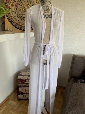 Koucla Felpa kimono bianco