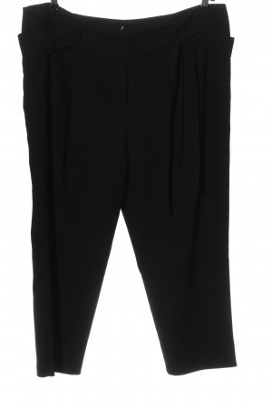 New Look 3/4 Length Trousers black casual look