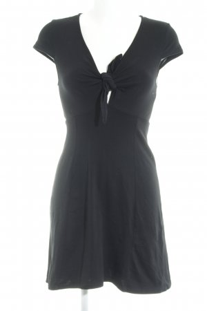 New Look A-Linien Kleid schwarz Casual-Look