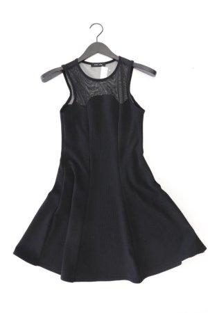 New Look Abendkleid Größe 36 Ärmellos schwarz aus Polyester