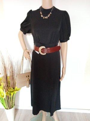 new Look Abendkleid schwarz 36