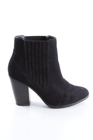 New Look Absatz Stiefel schwarz Casual-Look